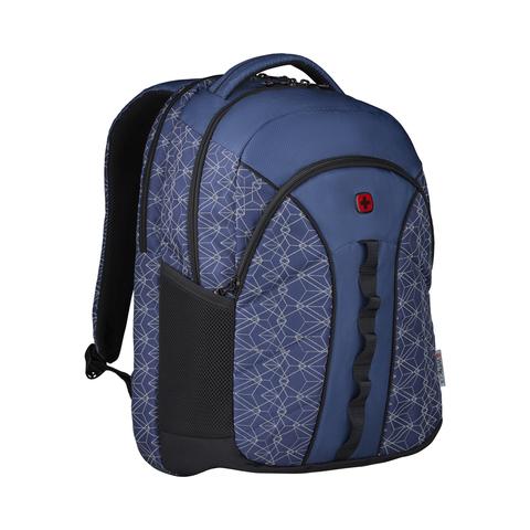 Городской рюкзак Sun синий (27л) WENGER 610214