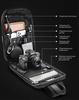 Однолямочный рюкзак ARCTIC HUNTER XB00115 USB Черный