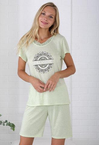 Пижама женская с шортами Massana MP_211241