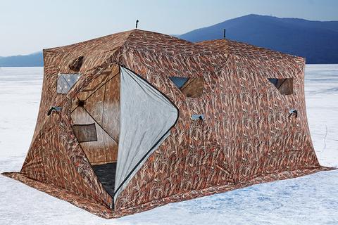 Палатка Higashi Double Camo Pyramid