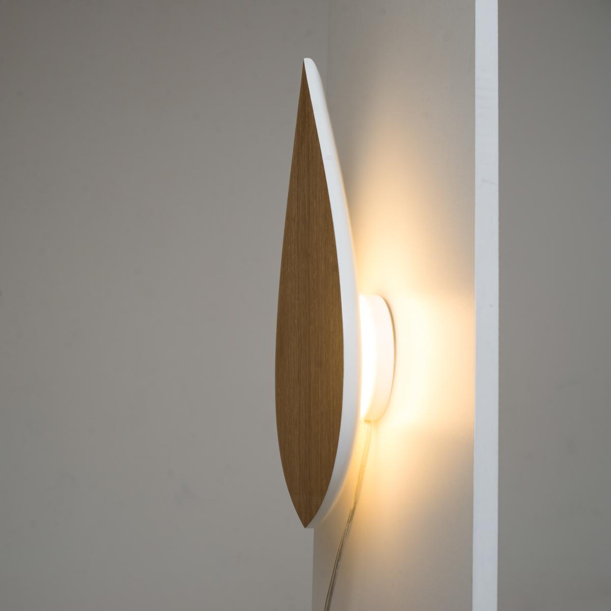 Настенный светильник VITA Leaf - вид 4