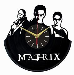 Матрица Часы из Пластинки