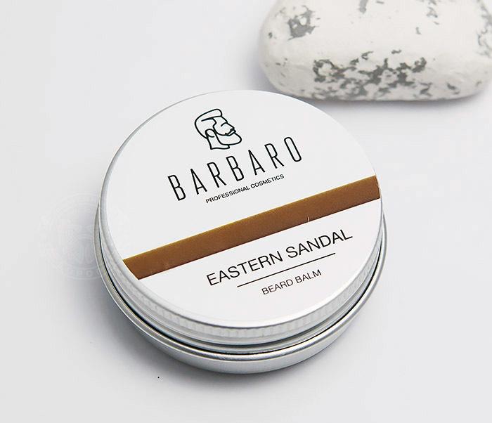 RAZ1002 Бальзам для бороды Barbaro «Eastern sandal», 30 мл