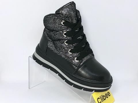 Clibee (зима) K906 Black 27-32