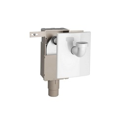 Выпуск со встроенным сифоном и переливом Roca Access 7506403207 фото