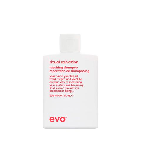EVO Шампунь для окрашенных волос [спасение и блаженство] Ritual Salvation Repairing Shampoo
