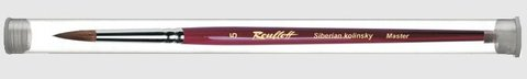 Кисть  Roubloff Колонок круглая 6 туба никель серия 301Т