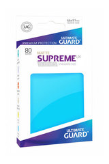 Supreme Sleeves Standard Size Matte Light Blue(UX)