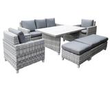 Комплект мебели из искусственного ротанга Бали