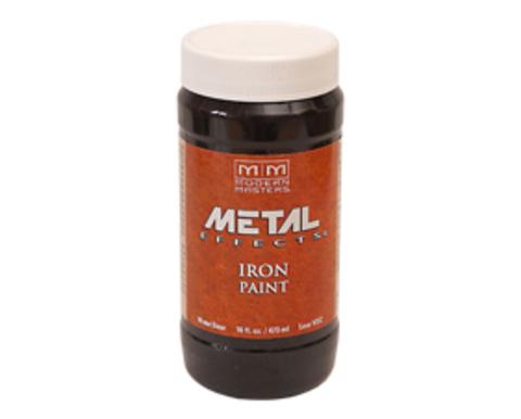 Metal effects iron paint система покрытий для получения эффекта естественной ржавчины