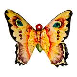 Панно настенное Бабочка 14х15 см, артикул 628-076, производитель - Annaluma