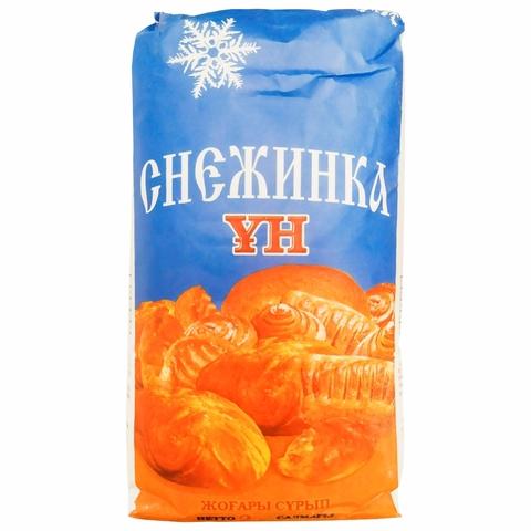 Мука СНЕЖИНКА в/с 2 кг КАЗАХСТАН