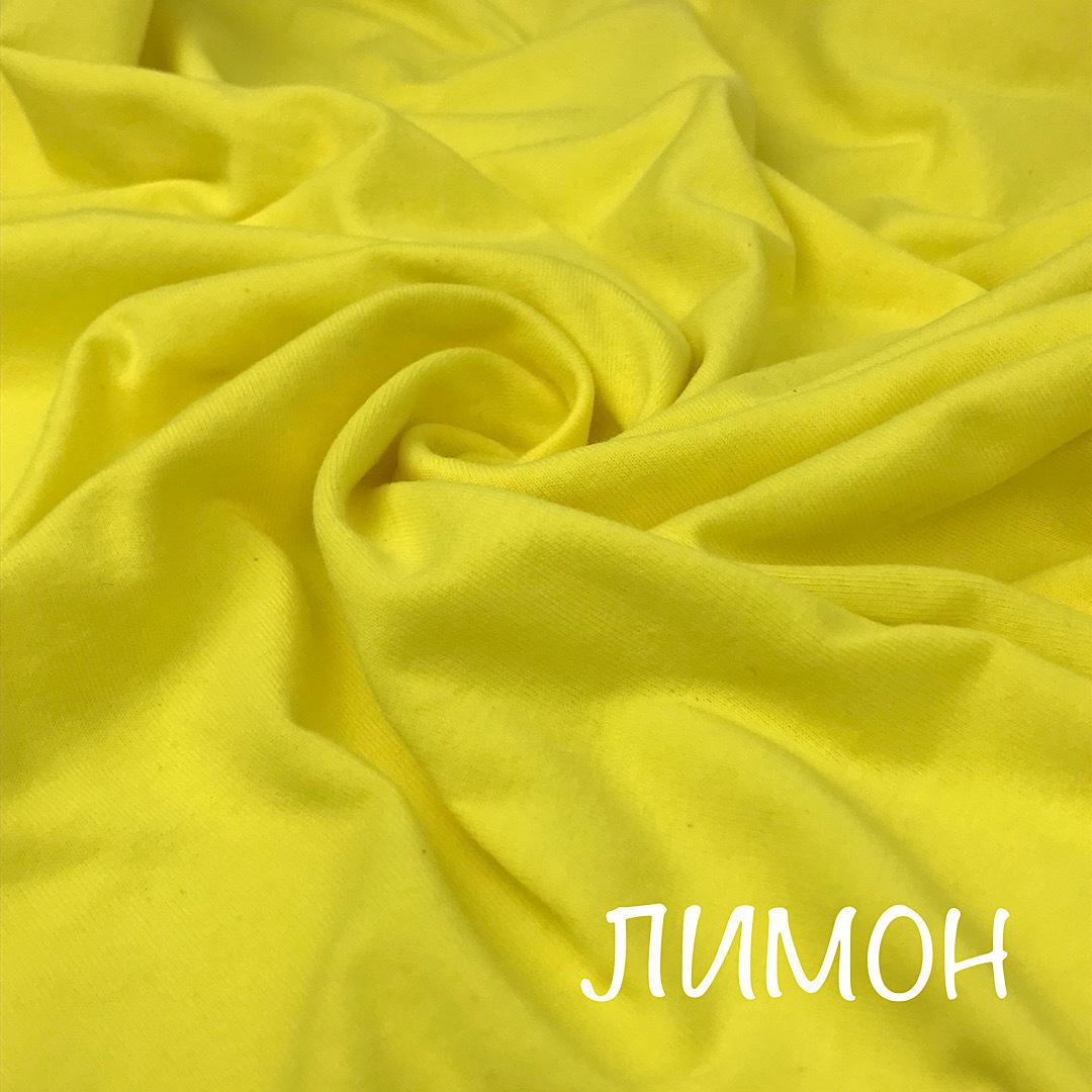 TUTTI FRUTTI - Односпальная трикотажная простыня на резинке 90х180