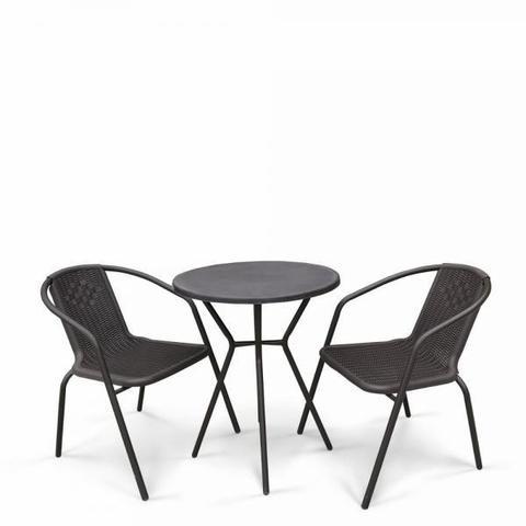 Комплект мебели Асоль-5 LRC01/LRT01-D60 Dark Brown (2+1)