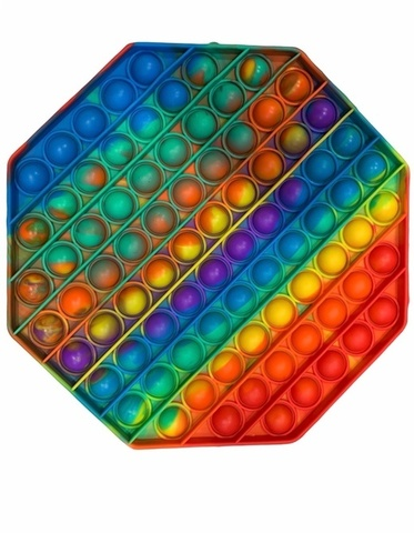 POP IT восьмиугольник