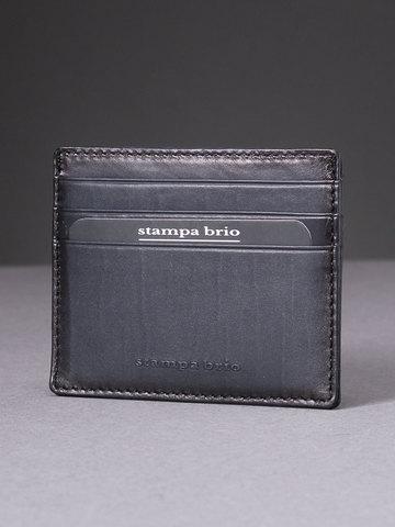 526 - Футляр для карт Stampa Brio