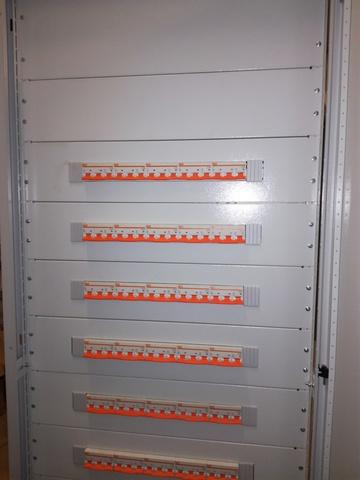 Распределительная панель 3P-125-30