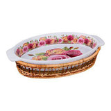 Блюдо для запекания овальное 35х21 см, артикул 792-018, производитель - Lefard