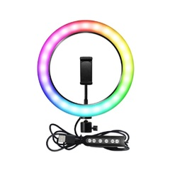 Soft Ring Light RGB Led MJ33