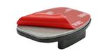 Набор плоских и изогнутых клеящихся платформ GoPro Flat + Curved Adhesive Mounts (AACFT-001) плоская платформа вид снизу