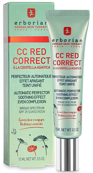 CC Erborian Red Correct  15мл