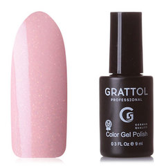 Grattol, Гель-лак Luxury Stones № 16, Onyx, 9 мл