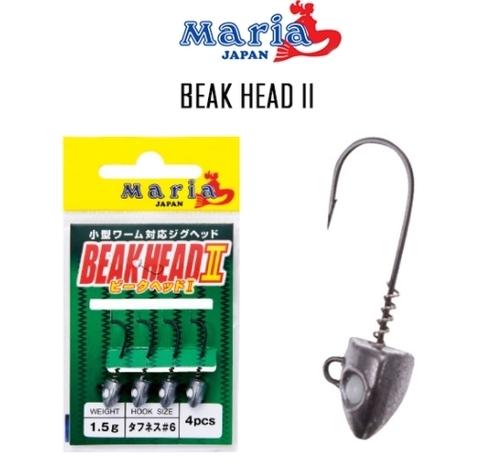 Джиг головка Maria BEAK HEAD II 1.5g