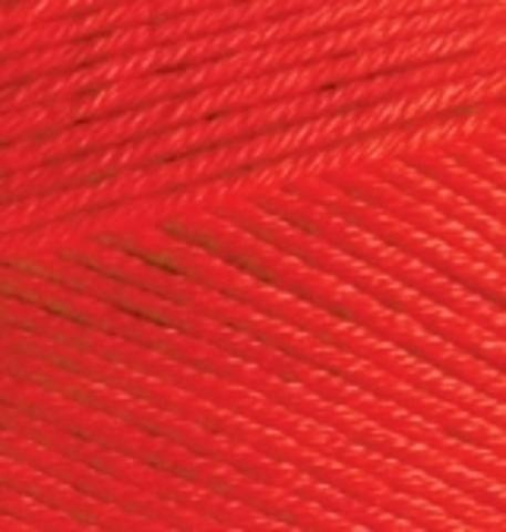 Пряжа Bella Alize 56 Красный