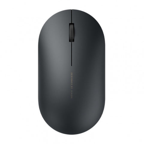 Беспроводная мышь Xiaomi Wireless Mouse 2 Black (Черная)