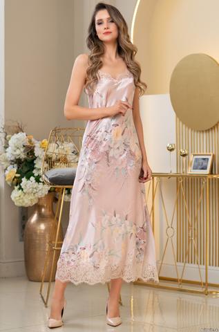 Сорочка женская шелковая  Mia-Amore MILINDA МИЛИНДА 3728