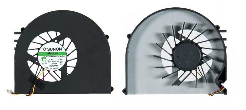 Вентилятор (кулер) для Dell Inspiron N5110, 15R, 15RD, M5110
