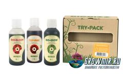 Biobizz indor try pack, 250мл купить с доставкой или в Москве самовывоз - Гроумир