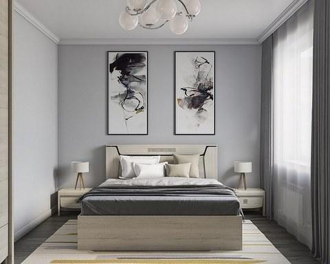 Спальня модульная МАЛЕ-4