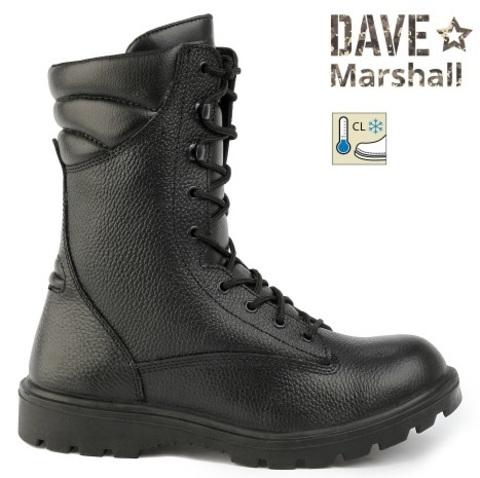 Берцы утепленные DAVE MARSHALL ATTACK SB-8
