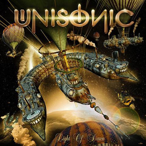 Unisonic / Light Of Dawn (RU)(CD)
