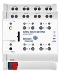 Johnson Controls GRBO-08CHSD-KNX