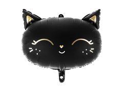 Фигура, Черная кошка, 48 х 36 см, 1 шт.