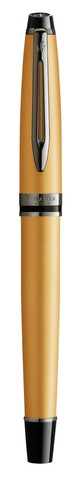 Ручка роллер Waterman Expert Gold F