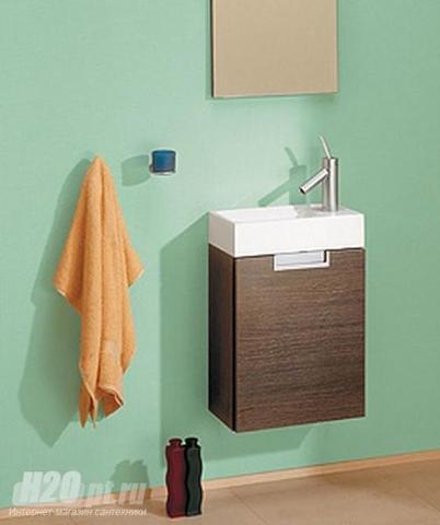 Комплект мебели для ванной Aqwella Leon 40 Venge Ln.01.04 цвет венге