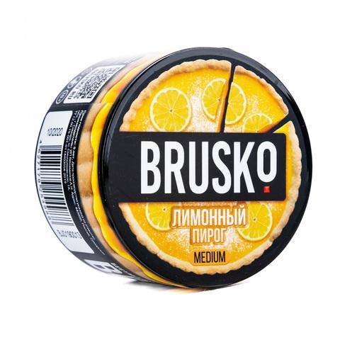 Кальянная смесь BRUSKO 50 г Лимонный Пирог