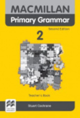 Macmillan Primary Grammar 2 Teacher's Book and Webcode Pack