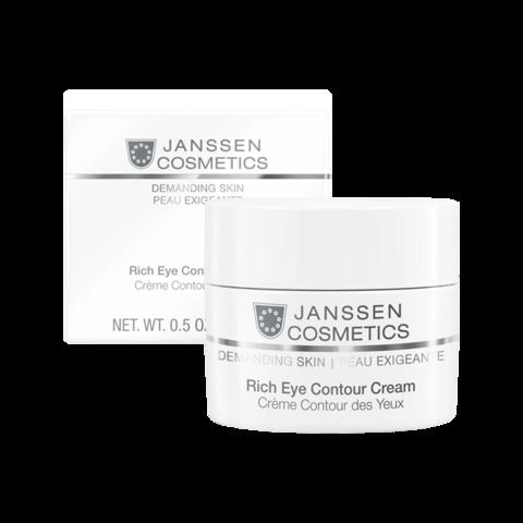 JANSSEN | Питательный крем для кожи вокруг глаз / Rich Eye Contour Cream, (15 мл)