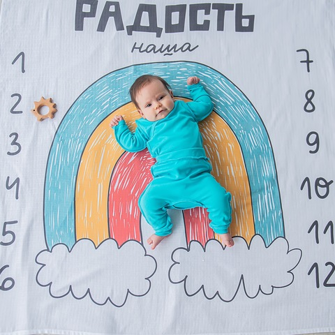 Muslin diaper 118*118 - Mammy's Joy