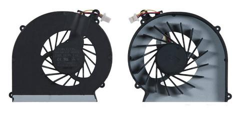 Вентилятор (кулер) для HP Compaq CQ43, CQ57, G53, G57, 430, 431, 435, 436