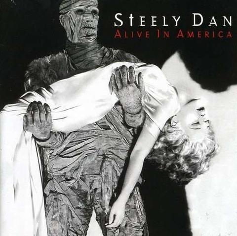 Steely Dan / Alive In America (CD)