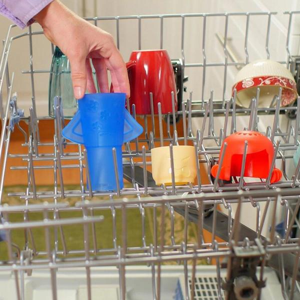 Легко моется в посудомоечной машине