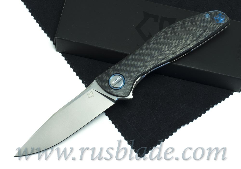 CUSTOM Shirogorov HatiOn S90V Custom Division #532