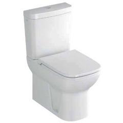 Унитаз напольный с бачком с сиденьем Vitra S20 9800B003-7203 фото