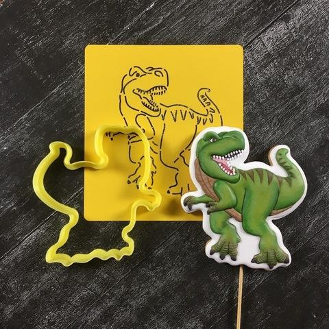 Динозавр №10 Тираннозавр