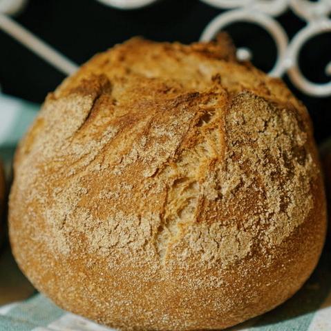 Деревенский хлеб большой, 880 г